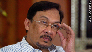 Malaysian opposition leader Anwar Ibrahim is on trial over a sodomy charge he has decried as politically motivated.
