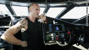 Bethune was taken into custody a month ago aboard the Shonan Maru.