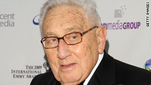 Doctors found nothing seriously wrong with former Secretary of State Henry Kissinger, 86.