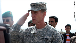 Gen. Stanley McChrystal has said the Kandahar operation will be different from the recent push into Marjah.