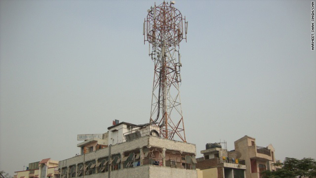 Cell phone operators have been ordered to move towers out of residential areas or get written statements from residents saying they don't mind having them installed in their neighborhoods.