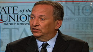 Lawrence Summers, director of the National Economic Council, said the timing of the report was not right.
