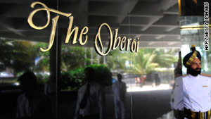 Oberoi spokeswoman Ketaki Narain said guests have taken 22 of its 287 rooms so far.