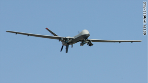 Drones are just one tool in a larger counterterrorism strategy, one expert says.
