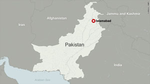 Pakistan's frontier a haven for militants