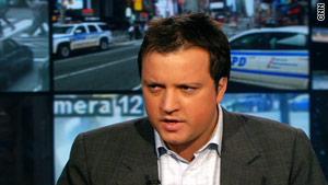 CNN terrorism consultant Paul Cruickshank
