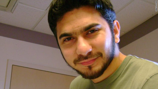Faisal Shahzad, 30, was arrested Monday night as he prepared to fly to Dubai and then on to Pakistan, officials said.