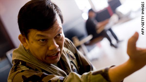 Seh Daeng has died, hospital officials confirm.