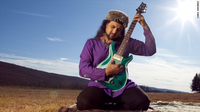 Salman Ahmad: Muslims have expressed their faith, their lives, their hopes, through music, through poetry, for 1,400 years.