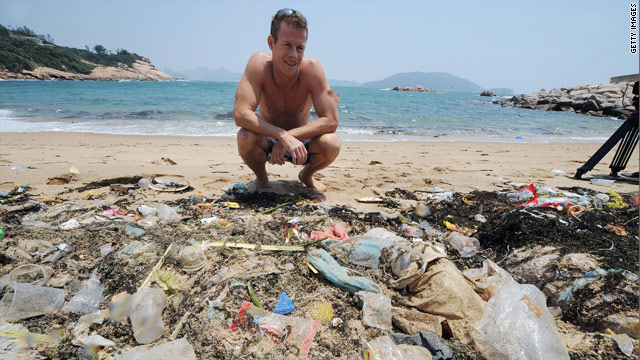 Hong Kong resident Doug Woodring and Project Kaisei aims to put a monetary value on preserving our oceans.