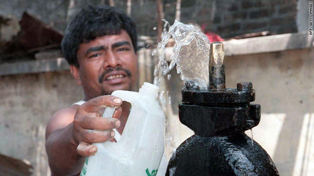 A new study published in British medical journal The Lancet says that up to 77 million people in Bangladesh are being exposed to toxic levels of arsenic.