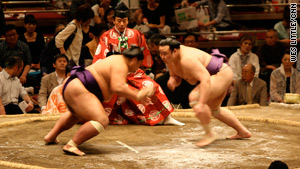 The Japan Sumo Association will announce a decision Sunday on a gambling scandal that has hit sumo wrestling.
