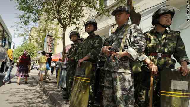 China's Xinjiang problem