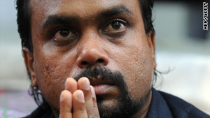 "Former Sri Lankan Cabinet minister Wimal Weerawansa has said he is prepared to ""fast unto death""."