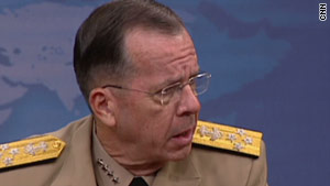 U.S. Joint Chiefs Chairman Adm. Mike Mullen says the militant group Lashkar-e-Taiba poses a growing threat.