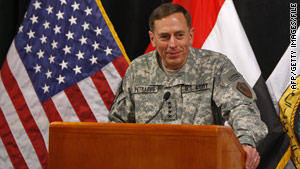 "Gen. David Petraeus' ""tactical directive"" is expected to be classified, but troops are eager to hear what it is."