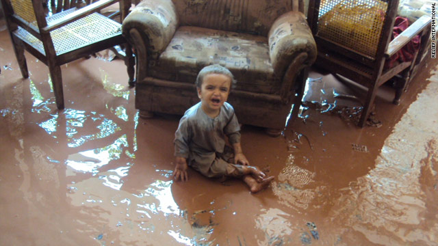 The United Nations now puts the number of people affected by floods in Pakistan at more than 4 million.