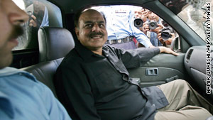 "Lt. Gen. Hamid Gul, Pakistan's former intelligence chief, believes the Afghan war is a ""lost cause."""