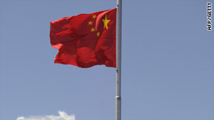 China has bee under fire from human rights groups for the number of executions it carries out.