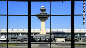 A nine-member military delegation from Pakistan was asked to leave a plane at Dulles International Airport.