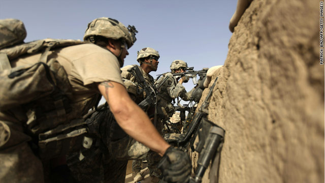 A number of U.S. soldiers may be included in a 2,000-troop increase in Afghanistan in the next few weeks.
