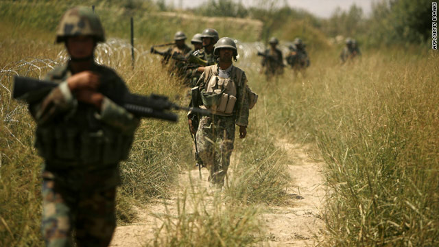 Taliban commander killed, NATO says