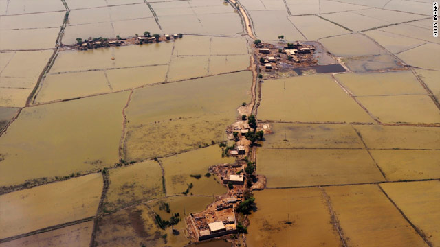 Heavily engineered irrigation could have made the floods worse in Pakistan.
