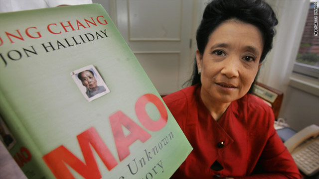 "Author Jung Chang in 2005 after the release of ""Mao: The Unknown Story,"" a critical portrait of the Chinese leader and his rise to power."