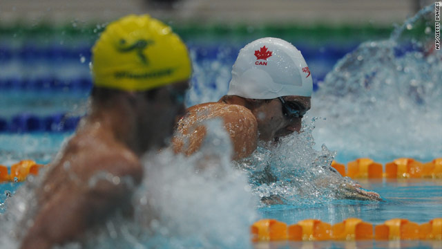 Games Federation chief Mike Fennell said tests came back and showed the water quality in all pools was clear.