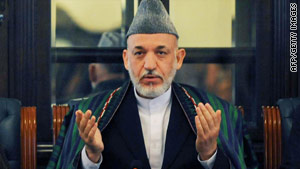 Afghan President Hamid Karzai says private security firms will have to stop operating in his country.
