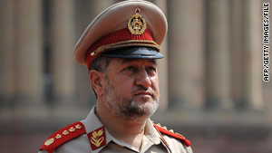 Afghan Interior Minister Bismillah Khan Mohammadi, seen in 2009 when he was Army chief, will head the committee.