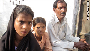 Asia Bibi's family has been fighting for her release for nearly 15 months.