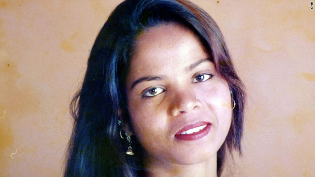 Asia Bibi was sentenced to death for alleged blasphemy in Pakistan. Bibi has appealed her conviction and death sentence.