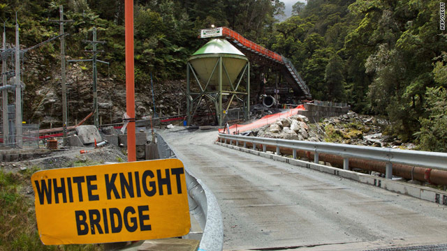 Emergency teams were at the mine site when the explosion occurred on Friday. No one was injured New Zealand Police said.