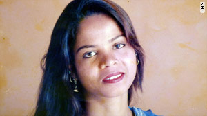 Asia Bibi has been sentenced to death for alleged blasphemy in Pakistan.