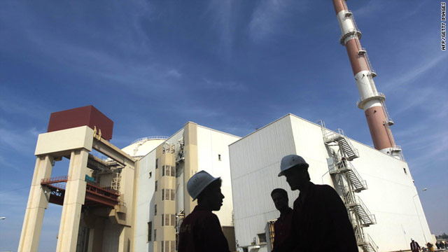 The Iranian government says its nuclear program is for peaceful and not military purposes.