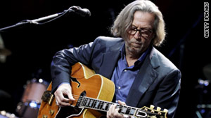 A cable released by WikiLeaks says North Korea wanted musician Eric Clapton to perform in Pyongyang.