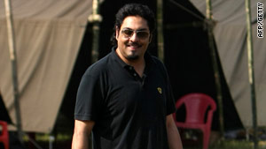 Paras Shah is alleged to have fired several rounds at the son-in-law of the deputy prime minister after an argument.