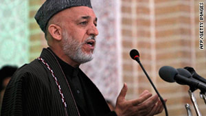 Afghan President Hamid Karzai and his brothers don't own security firms, an investigation concluded.