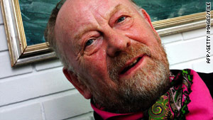 Kurt Westergaard is known for his controversial depictions of the Muslim prophet Mohammed.