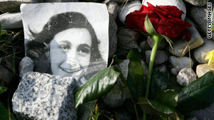 Anne Frank was among eight people hidden by Miep Gies and others during WWII.