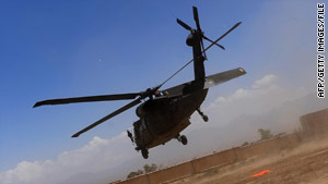 A U.S. military Black Hawk helicopter crashed in Germany on Wednesday, the U.S. Army said.