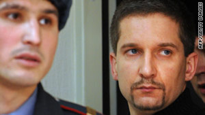 Yevsyukov, right, attempted to murder 22 people, according to the court.