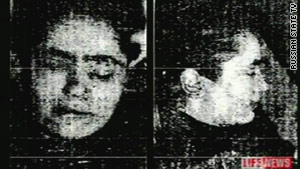 Police released this image of the two women they suspect detonated  the bombs on Moscow's metro.