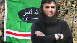 A recent picture taken from cecenonline.com reportedly shows  Islamist leader Dokku Umarov.