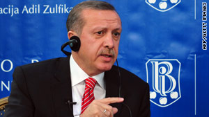 Turkey's long-ruling secular elite has opposed the Islamist-inspired government of Recep Tayyip Erdogan.