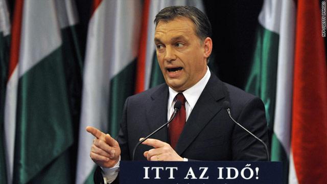 Viktor Orban's Fidesz party promises tax cuts and new jobs.