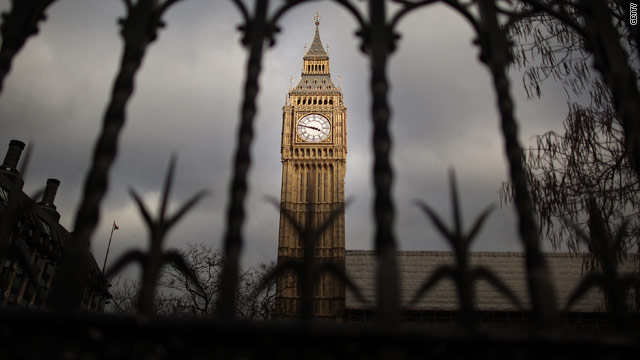 British lawmakers are not due back to the Palace of Westminster until May 24.