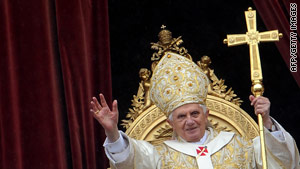 The Vatican rejects claims Pope Benedict XVI has been involved in attempts to cover up abuse cases.