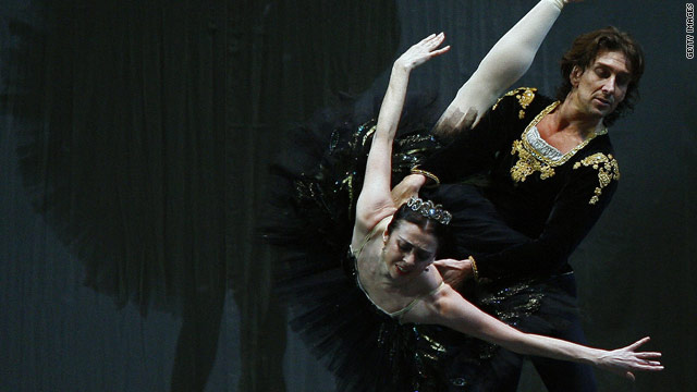 At the age of 47, Georgian ballet dancer Nina Ananiashvili is still performing star roles and winning rave reviews.